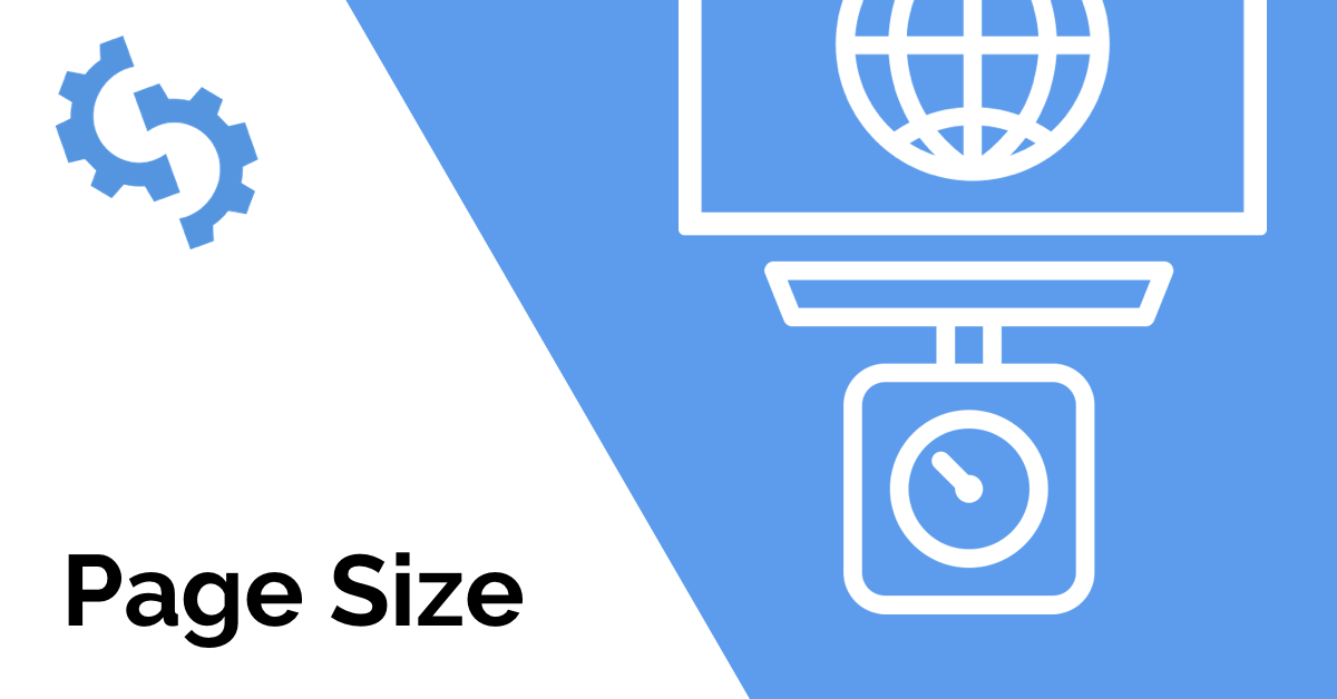 page size seoptimer guide