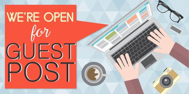 backlink with a guest post