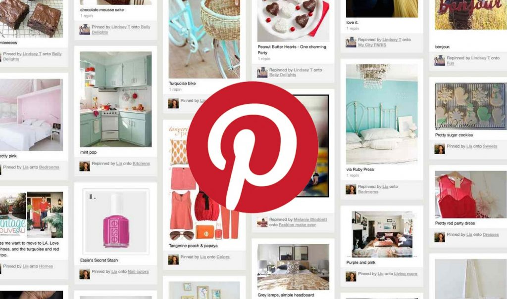 Social Media Marketing pintrest