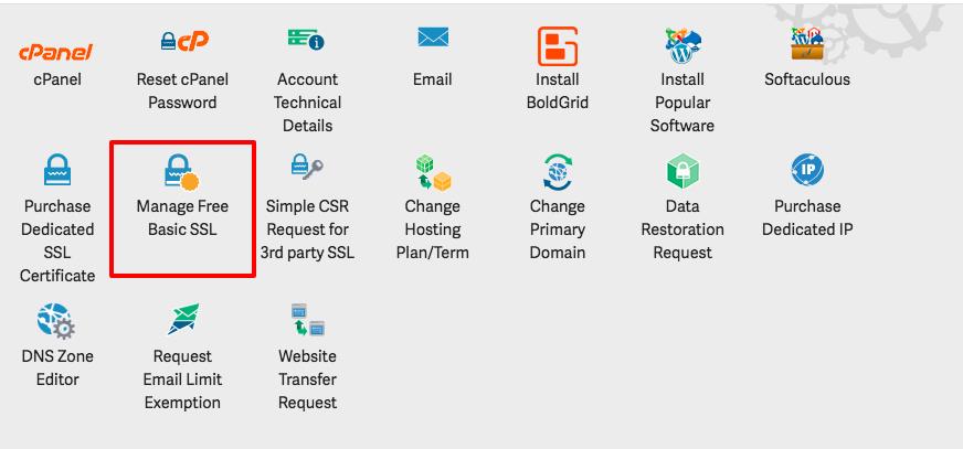 activate SSL in wordpress