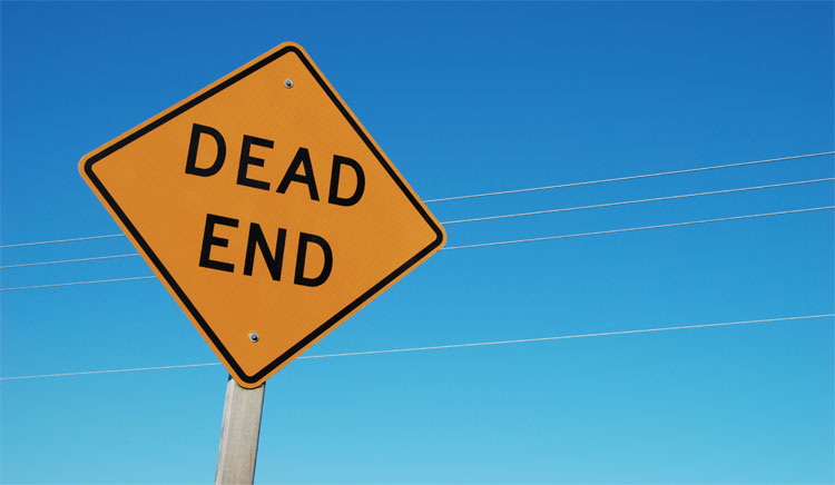 dead-end-page