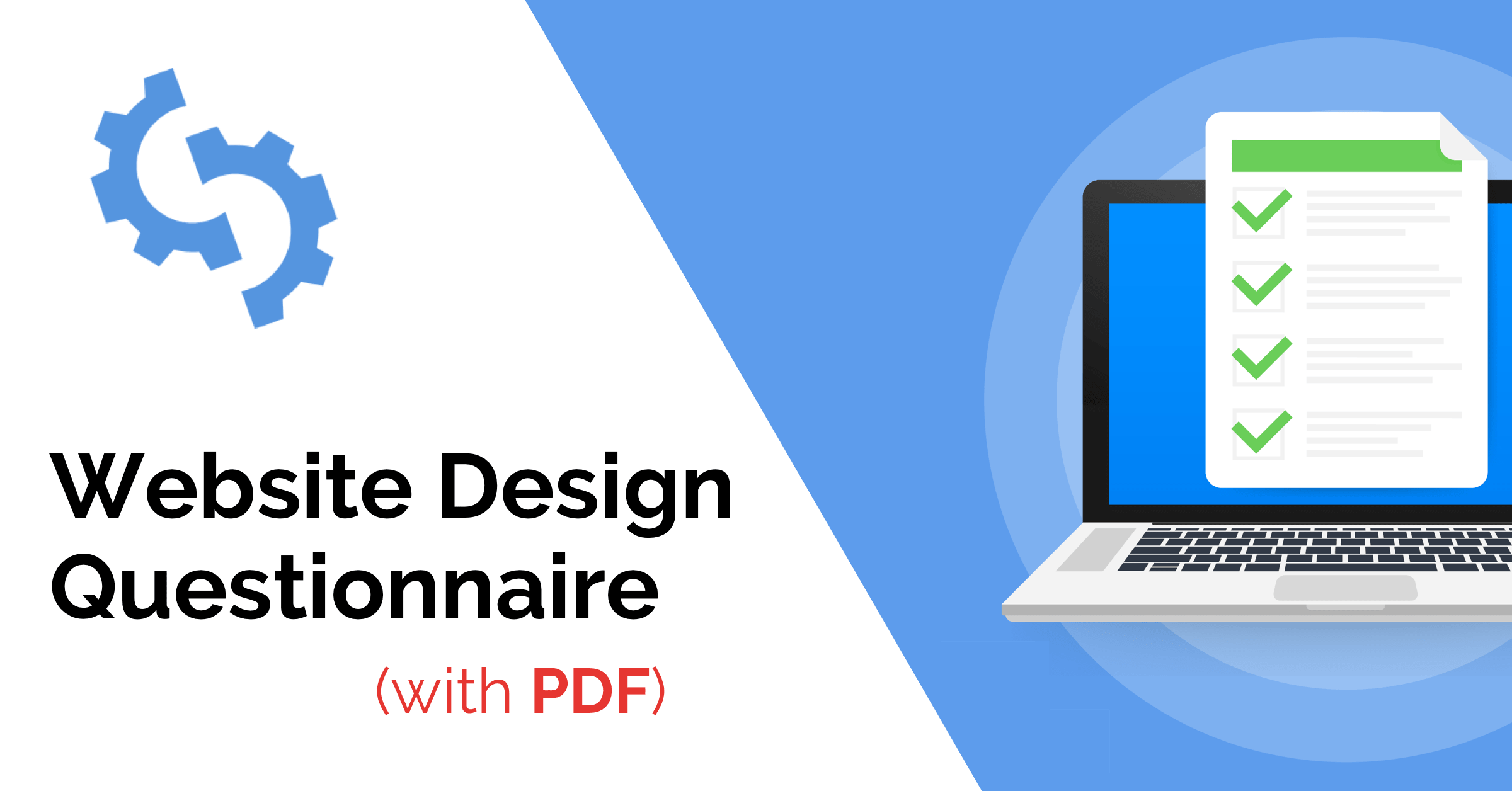 The Ultimate Website Design Questionnaire With Pdf Template Seoptimer