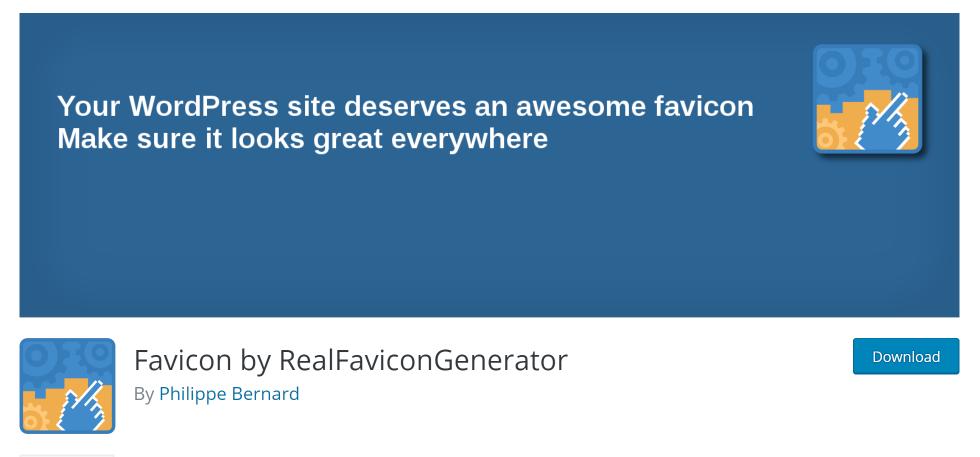 'Favicon by RealFavicon Generator
