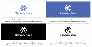 types of logo variations