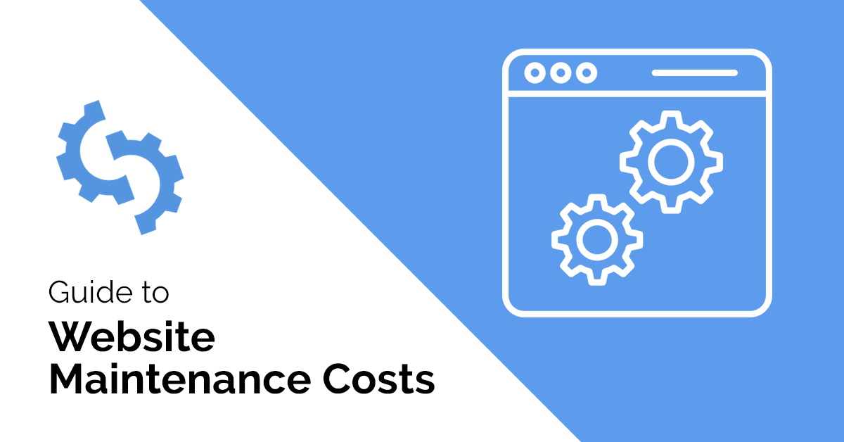 Website Maintenance Costs