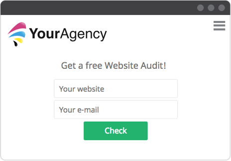 Embeddable Audit Tool