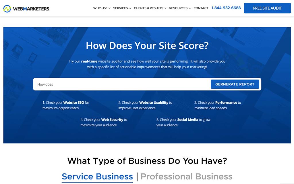 WebMarketers