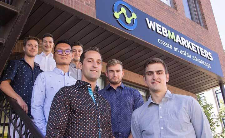 WebMarketers team