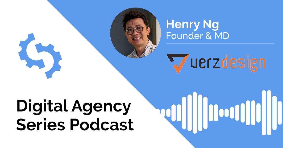 Digital Agency Series Podcast