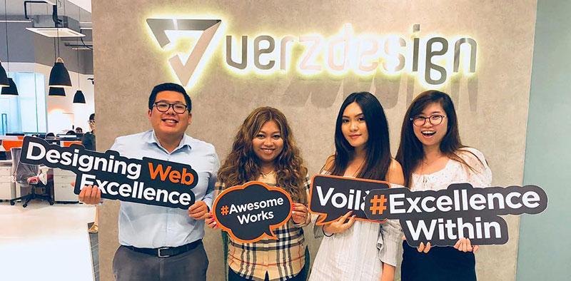 Verz Design office
