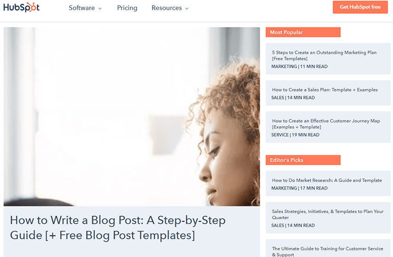 The HubSpot Marketing Blog