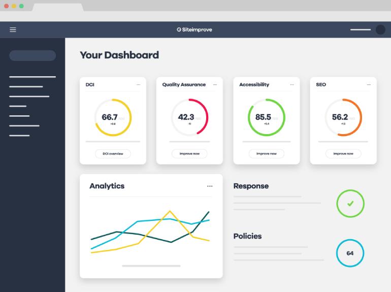 Enterprise site audit