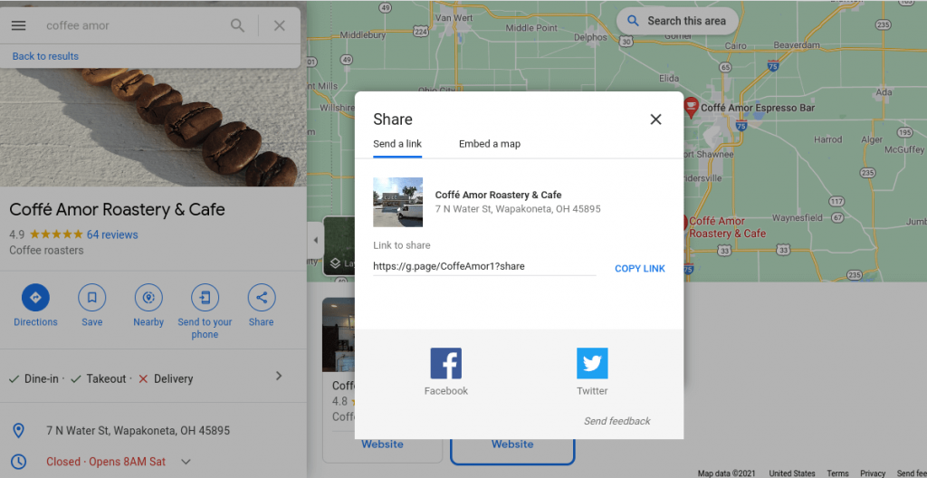 Add Google Maps to your website