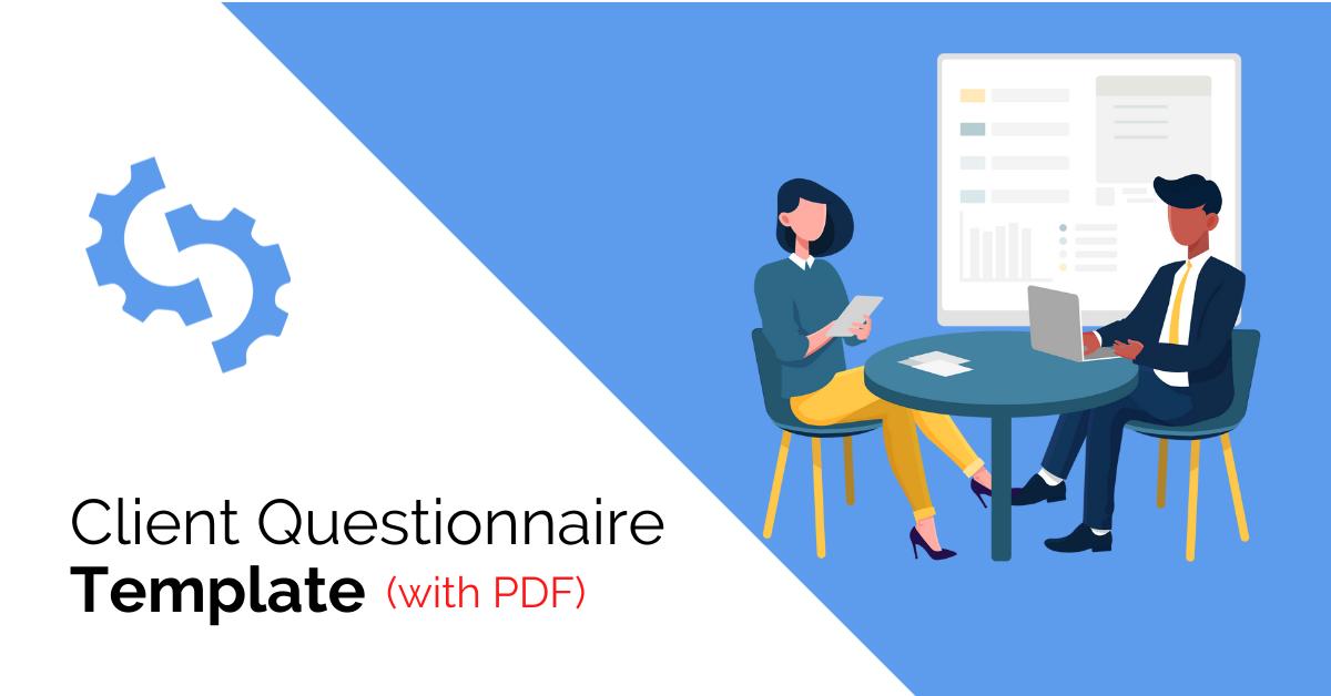 Client Questionnaire Template PDF
