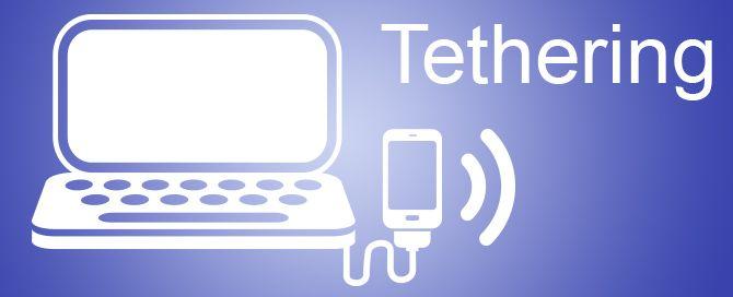 Herramientas online para pymes: Tethering