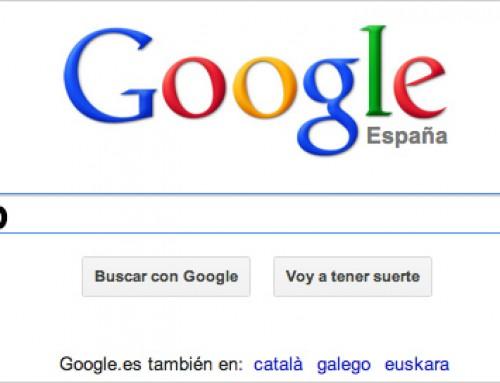 …¡ah! y quiero que mi web esté la primera en Google