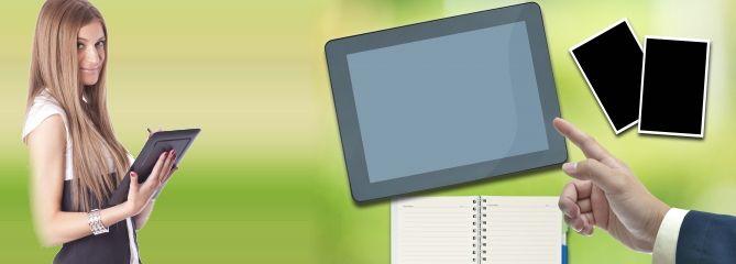 Las tabletas una herramienta protagonista de las compras on line