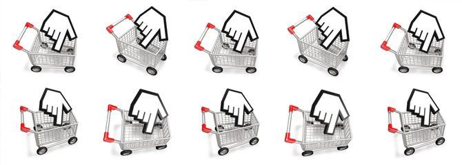 Ranking de tiendas on line II