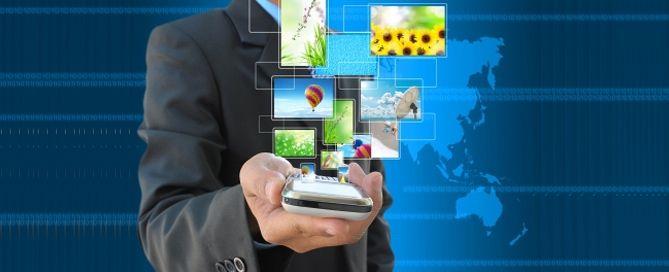 Una oportunidad de negocio para emprendedores: las aplicaciones para dispositivos móviles