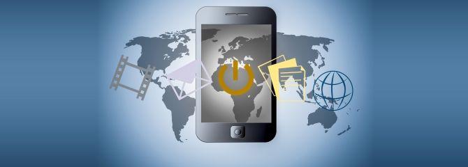 Banda ancha móvil mucho más que poderse conectar a Internet desde el teléfono