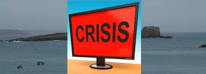 En la playa de la crisis, no esperaremos a ponernos morenos