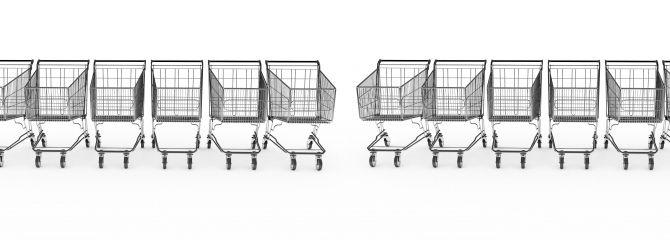 España a la cola en E-commerce