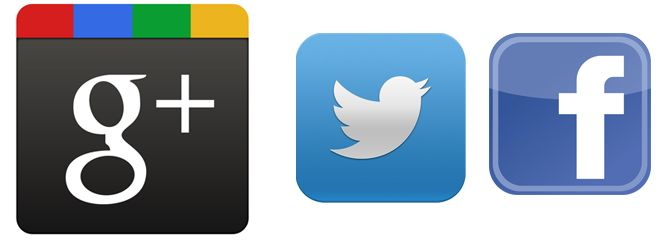 Google+ o no solo de Facebook y Twitter vive el internauta