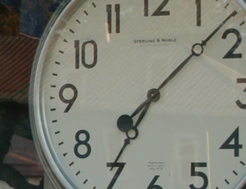 Racionalización de los horarios en las empresas españolas
