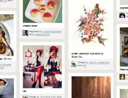 Atención al dato: en EEUU Pinterest ya supera a Facebook en e-commerce