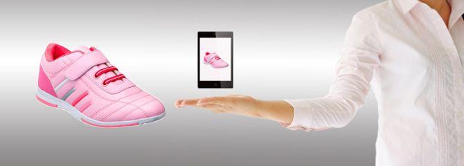 Que tu móvil te traiga los zapatos desde Internet