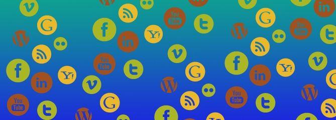 Es conveniente utilizar una estrategia diferente para cada red social