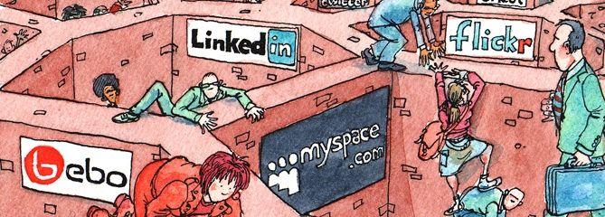 En las redes sociales, mejor calidad que cantidad
