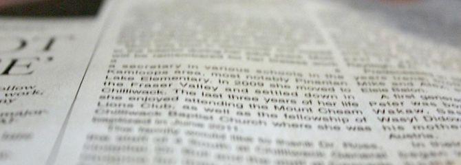 Los diarios de los sin techo al asalto del código QR