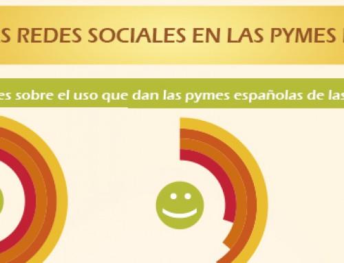 Redes Sociales y Pymes españolas,  una relación con mucho futuro [Infografía]