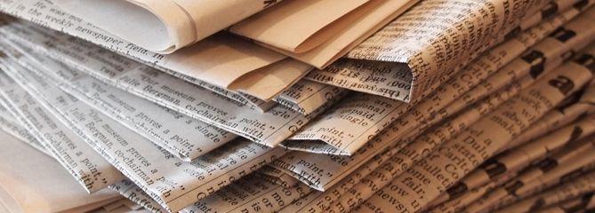 Los grandes periódicos les echan los trastos a los blogs de las pymes