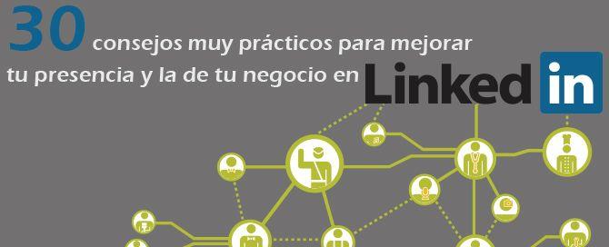 Ebook 30 consejos para LinkedIn