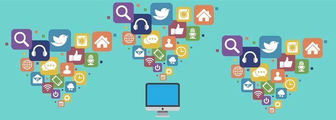 El alcance imparable de las redes sociales