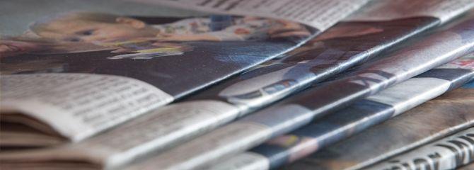 """Llega el Plan Marshall de los periódicos ruinosos el """"paywall"""""""