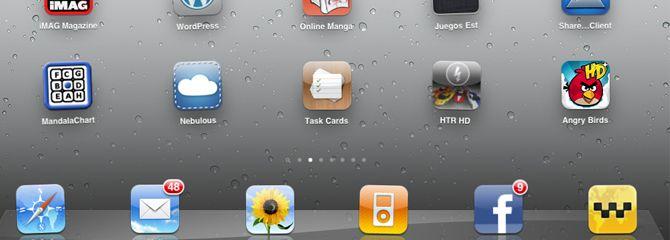 Seis aplicaciones (gratuitas) para refundar tu iPad