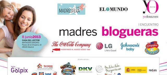 encuentro de madres blogueras
