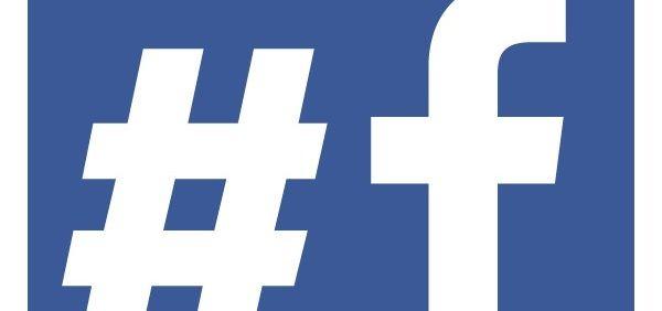 El aterrizaje forzoso del hashtag en Facebook