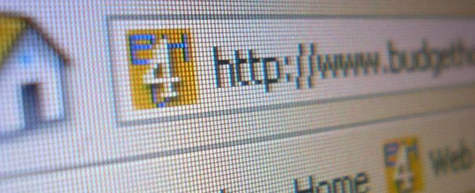 la importancia de una web