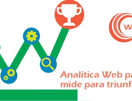 """Nuevo lanzamiento de Websa100: Ebook """"Analítica web para pymes: mide para triunfar"""""""