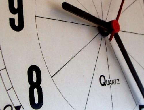El tiempo es oro, también en las empresas