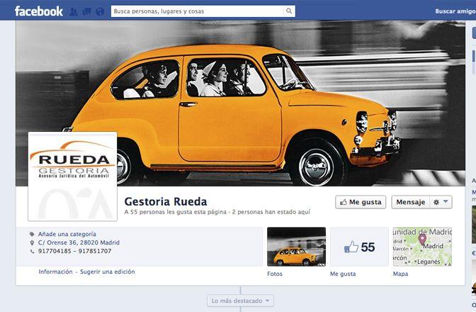 facebook gestoría rueda