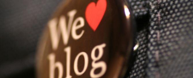 10 ideas básicas para empezar con tu blog