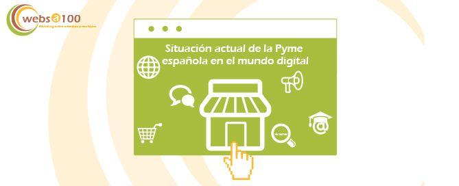 ¿Qué ventajas encuentran las pymes en Internet?