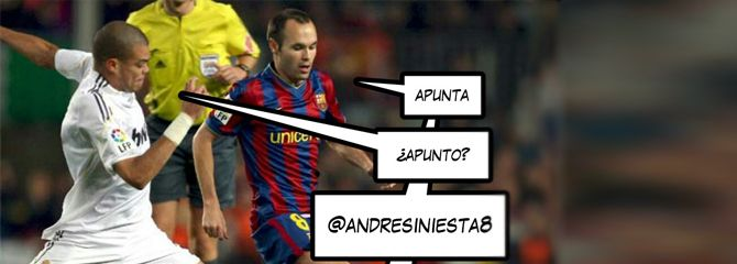 El fútbol y una de las redes sociales más utilizadas en España, Facebook.