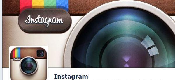 Los contenidos en la red social instagram