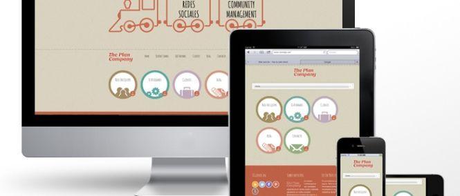 Google privilegia el diseño web adaptativo